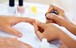 Manicure at home Jaco